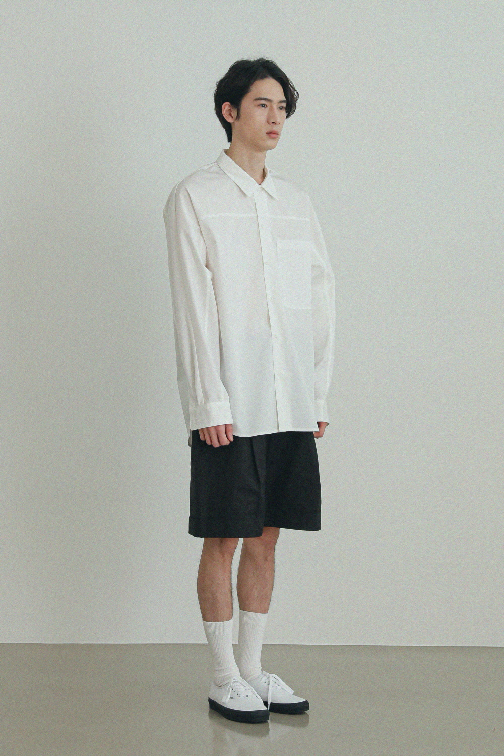 'CITY BOY' shirts - White